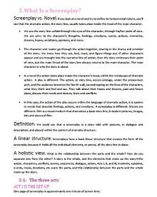 screenplay template google docs