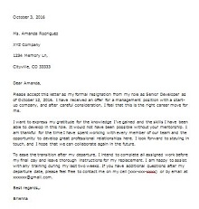 Two weeks notice letter 11