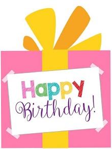 pink birthday wishes