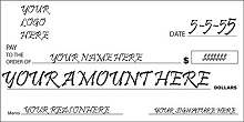fake check template microsoft word