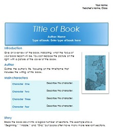 free book reports