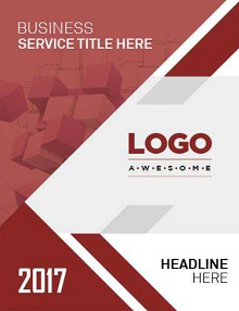 word cover page template free