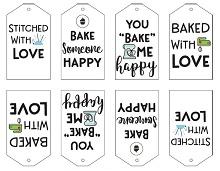 printing luggage tags