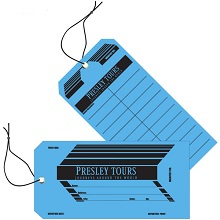 cpap luggage tag template
