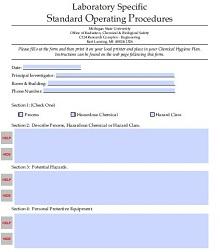 method of procedure templates