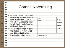 free note taking template