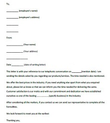 cover letter format internship