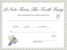 tooth fairy letter pdf