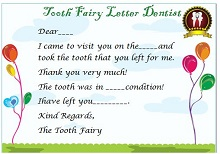 printable tooth fairy letters