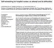 time management sheets for nurses