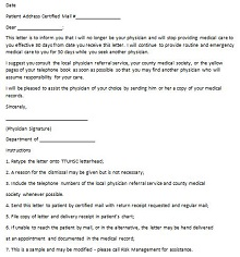 termination of employment contract letter